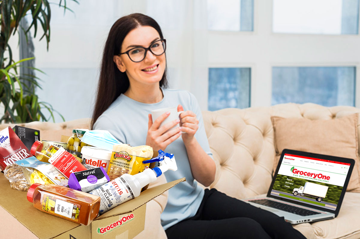 GroceryOne: Your Online Shopping Grocery with Delivery, Wholesale Prices in Toronto & GTA